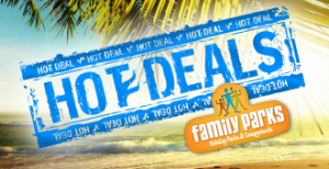 Hot Deals Discount Offers Family Parks