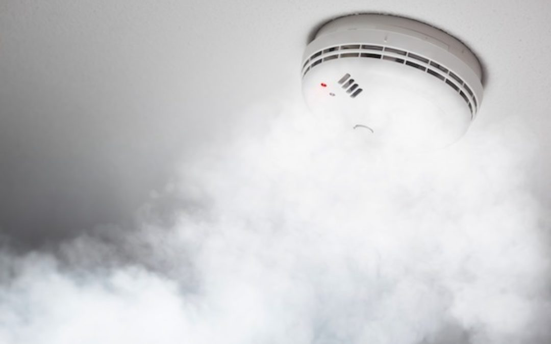 Smoke Alarms mandatory in caravans, campervans & motorhomes