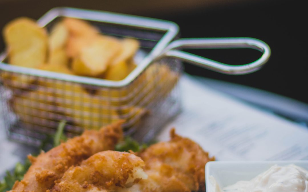 Top 5 – The best fish 'n chips in New Zealand