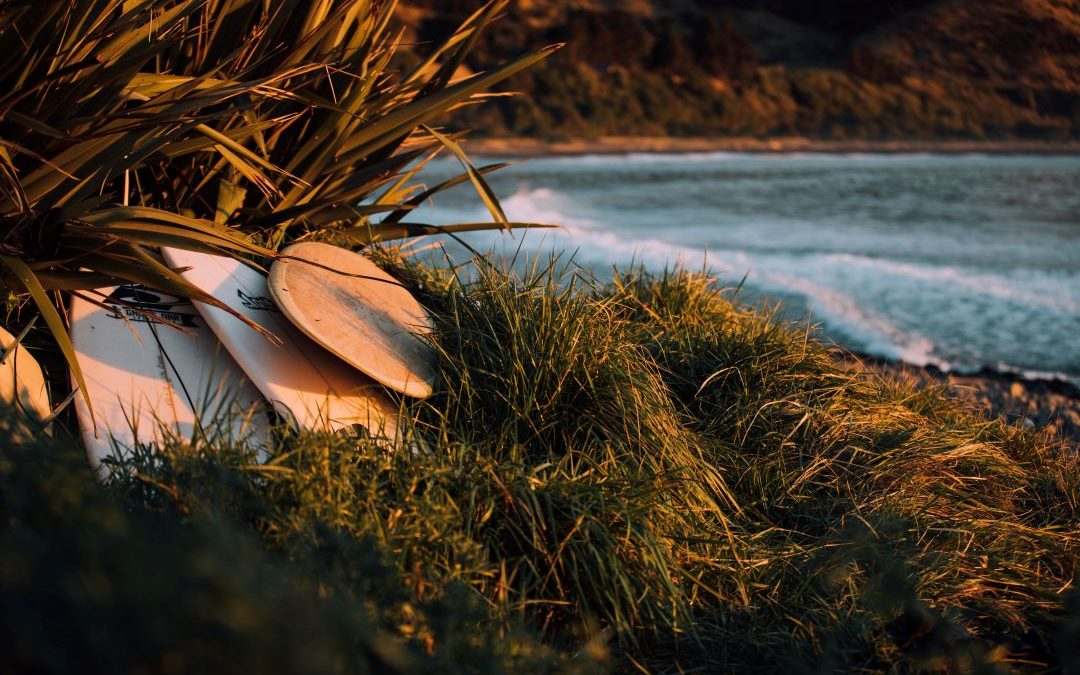New Zealand's Top Surf Beaches